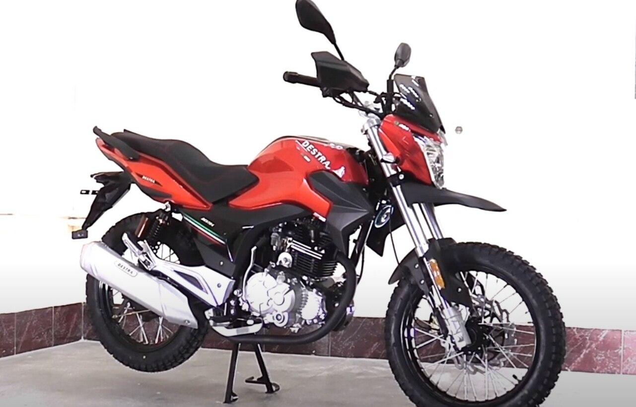 МОТОЦИКЛ DESTRA 200 см3 DESTRA MOTORCYCLE 200 cm3