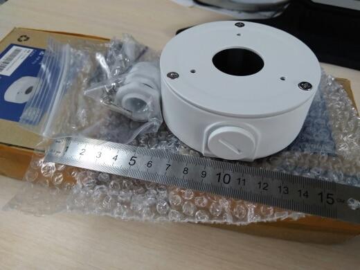DAHUA PFA134 د المونیم موادو میتود اوبو ثبوت جنکشن باکس DH PFA134 د IPC HFW1320S IPC HFW1431S او IPC HFW2325S W IP کیمره لپاره