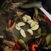 美食记之十六:素炒羊肚菌的做法图解8