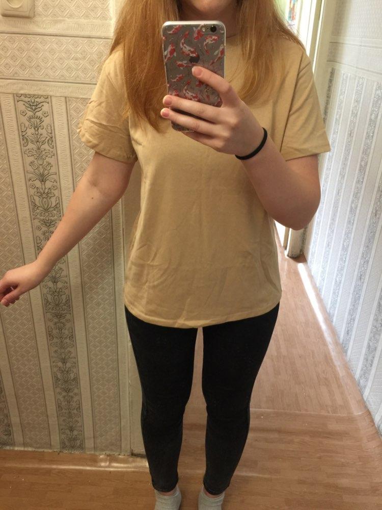 Alien Kitty 2020 New Summer T Shirt Women photo review