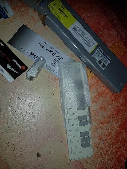 Peças e acessórios p/ guitarra Nanokey2 Nanopad2 Nanokontrol2