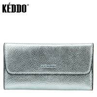 women's wallet blue keddo