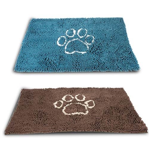 Multifunctional Carpet Microfiber Carpet BROWN