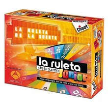 Board game Ruleta de la Suerte Junior Diset (ES)