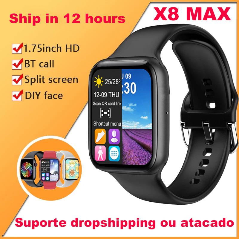CHYCET New IWO Smartwatch Smart Watch Men Women Waterproof 1.75 inch HD...