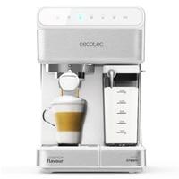 電気コーヒーメーカー Cecotec 電源インスタント ccino 20 タッチセリエビアンカ 1350 ワット 1 4 L ホワイト -