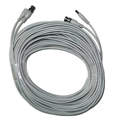Cord For Security Cameras 20 Meters Ofex-1049