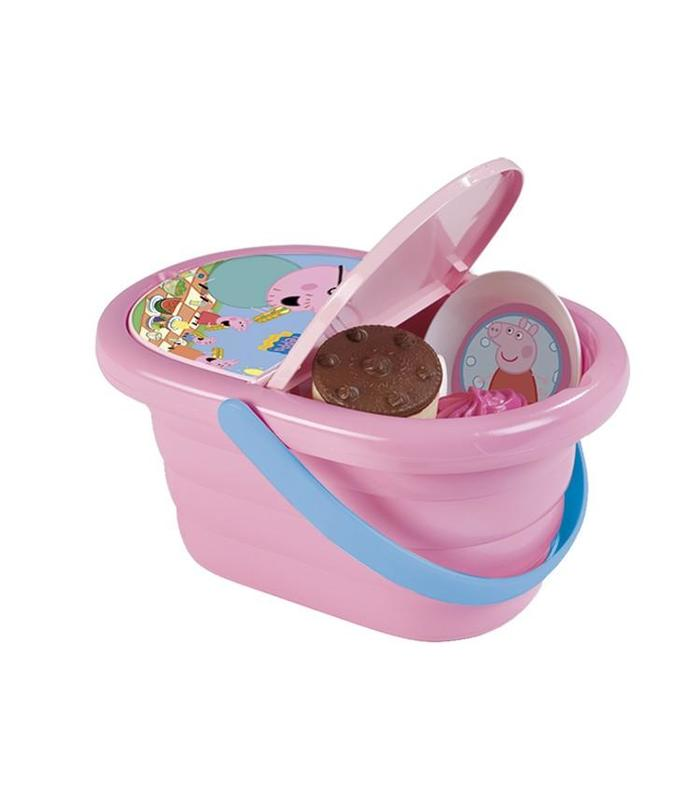 Basket Picnic Peppa Pig Toy Store