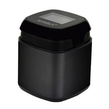 Portable Bluetooth Speakers Sunstech SPUBT710 600 mAh 3W Black