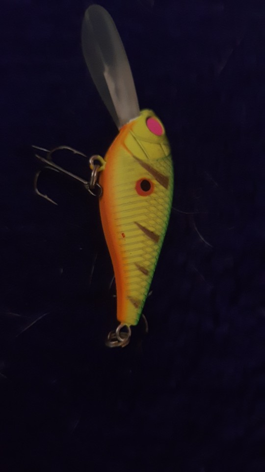 wLure 7g 5cm Lightweight Deep Water Diver 3 4 Meters Tight and Fast Wobble Epoxy Coating Treble Hooks Crankbait Lure C549|crankbait lure|deep waterdeep diver - AliExpress