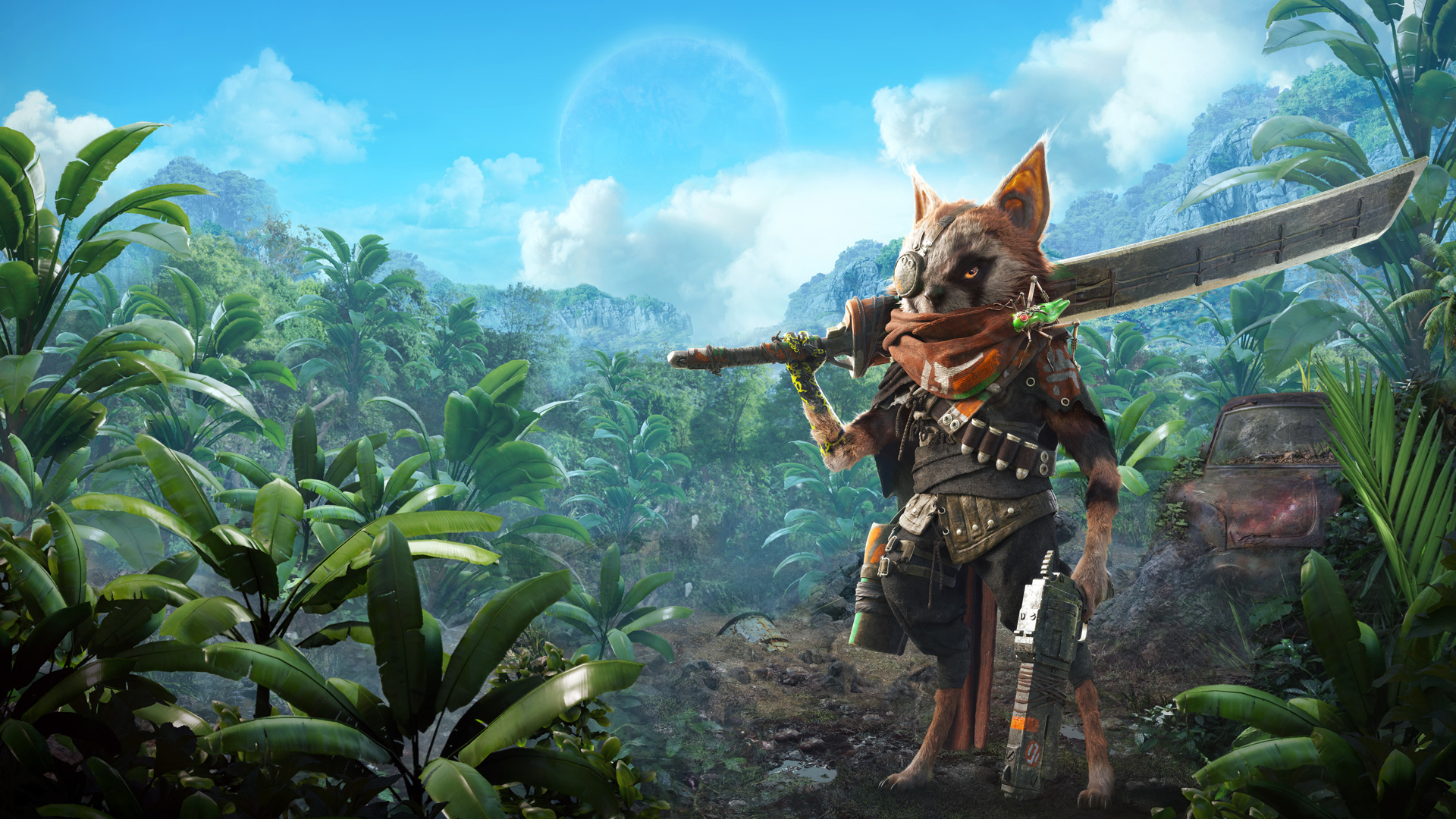 THQ:动作RPG《生化变种》将于2021年4月前推出
