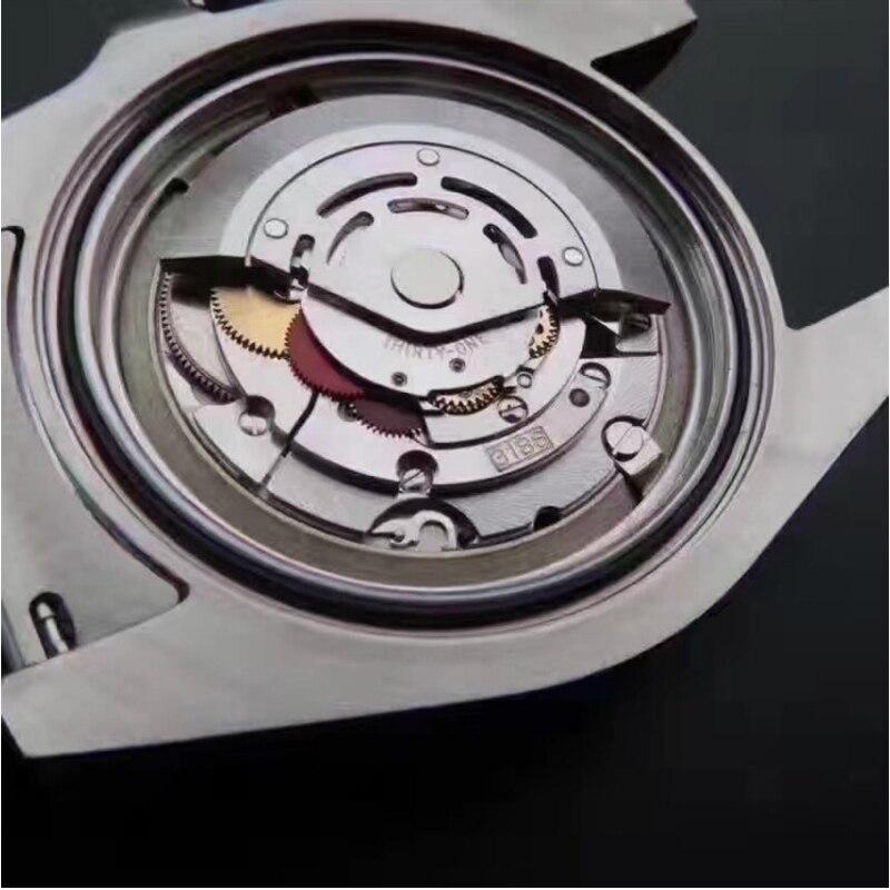 Automatic Tourbillon Men Women Watch 40-44mm Sapphire Crystal Luxury Brand   Mechanical Men Watch 10 Bar Waterproof Luxury Watch