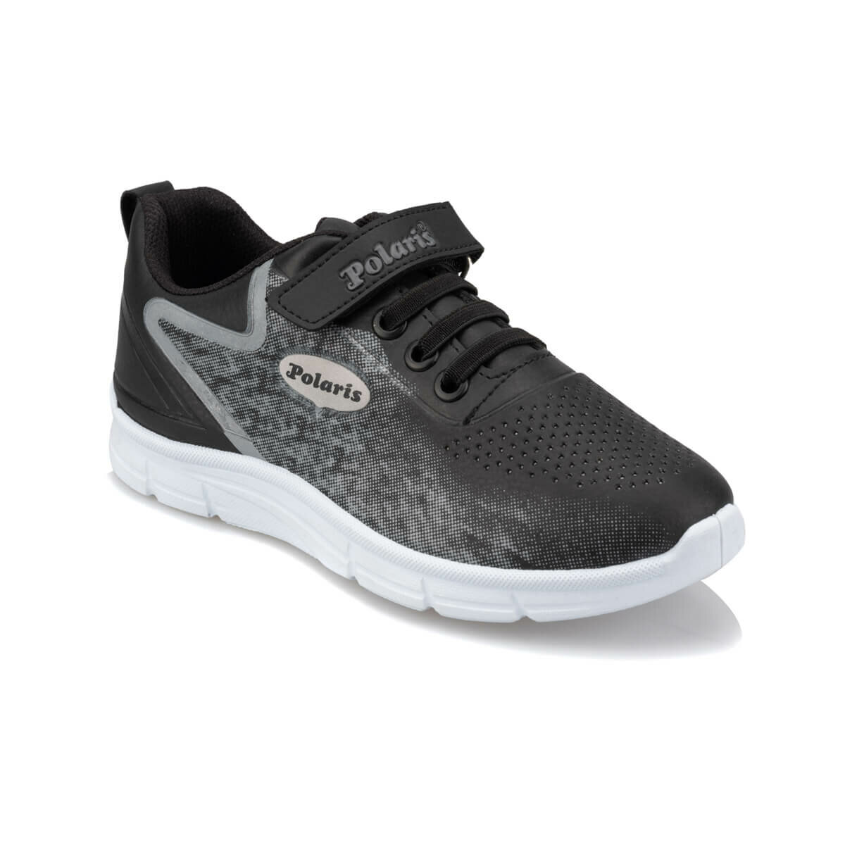 FLO 92.511875.F Black Male Child Sports Shoes Polaris|Sneakers| |  - title=