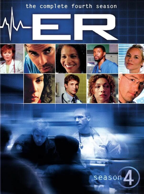 急诊室的故事第四季