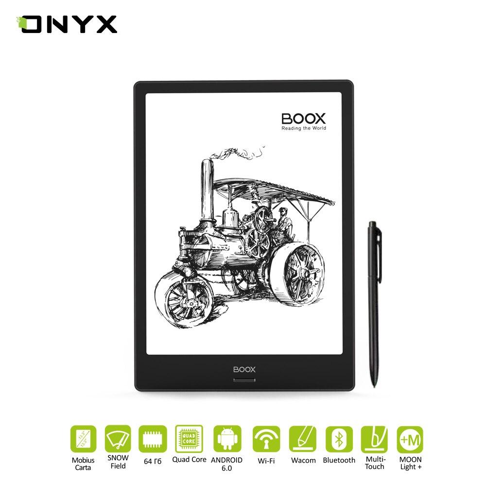 купить E-book ONYX BOOX Note Pro Touch screen, Large screen, The Presence Of Wi-Fi, Support MP3, bluetooth, school eReader по цене 49350 рублей