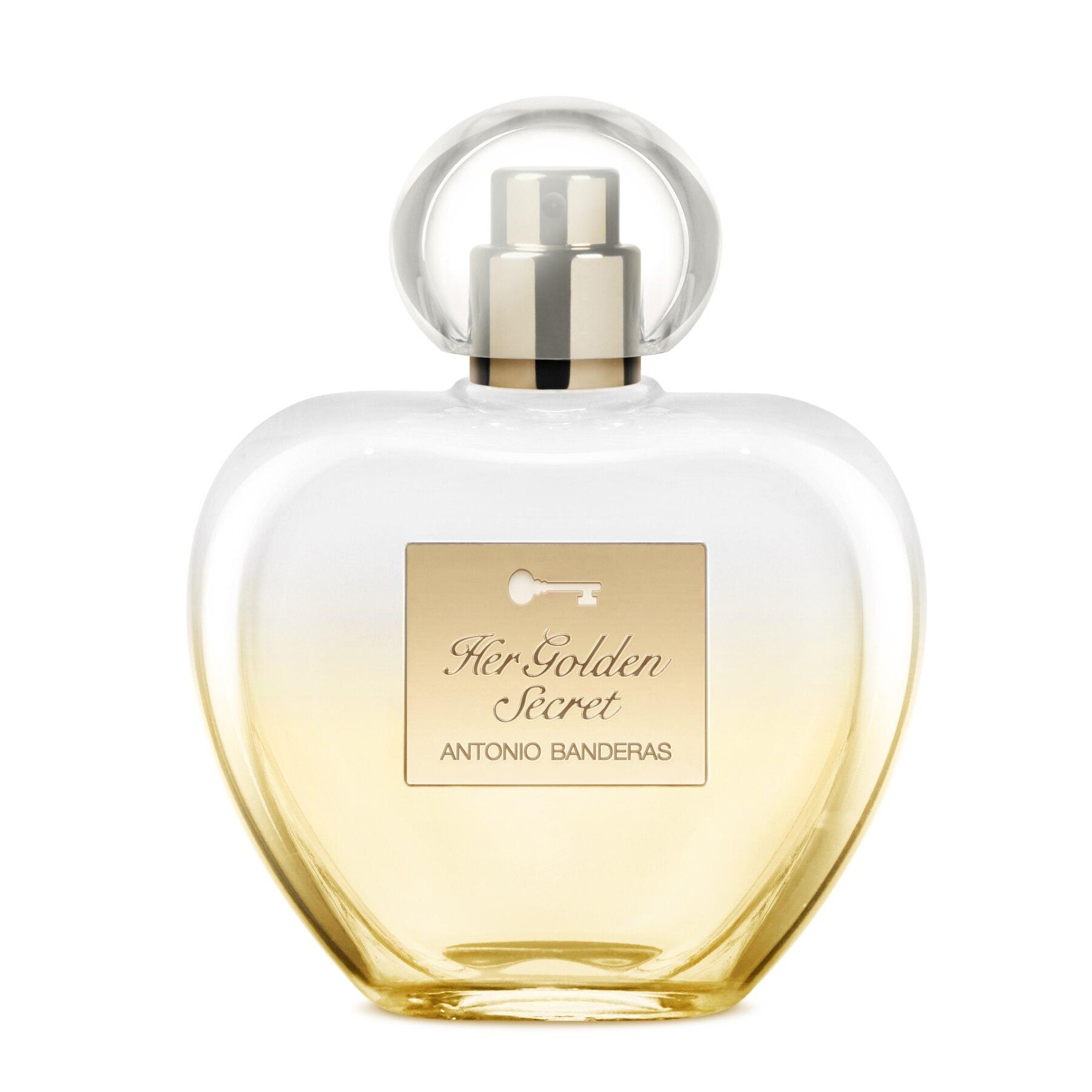 Perfume Antonio Banderas Her Golden Secret Eau De Toilette Perfume 80 Ml Repack