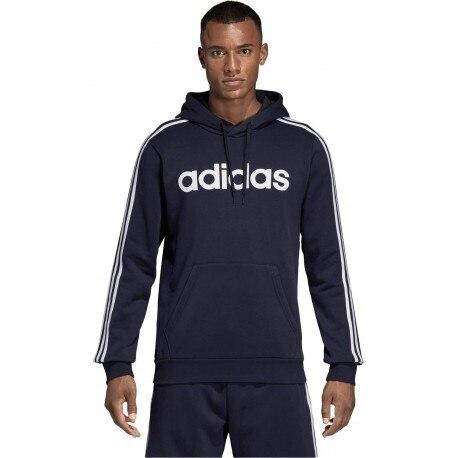 representante Calvo amplio  Sudadera Adidas E 3S PO FL DU0494|Sudaderas con capucha y sudaderas| -  AliExpress