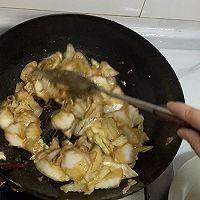 快手菜之醋熘白菜的做法图解7