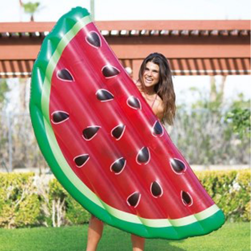Air Mattress WATERMELON SPECIAL SUMMER POOL ADULT BEACH TOWEL