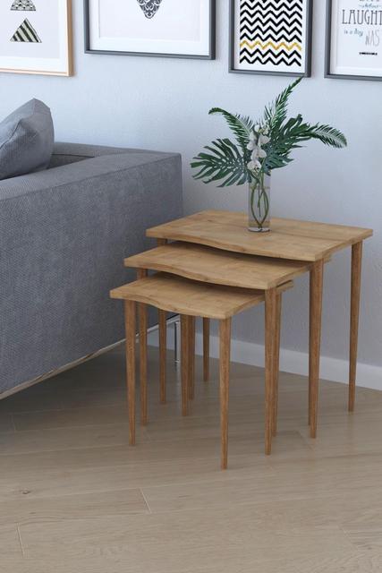 Triple Nesting Table Tea Table 2