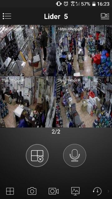 -- Sistema Câmera Vigilância