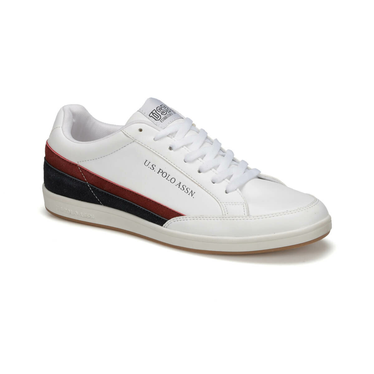FLO CRAWFORD 9PR White Men 'S Sneaker Shoes U.S. POLO ASSN.