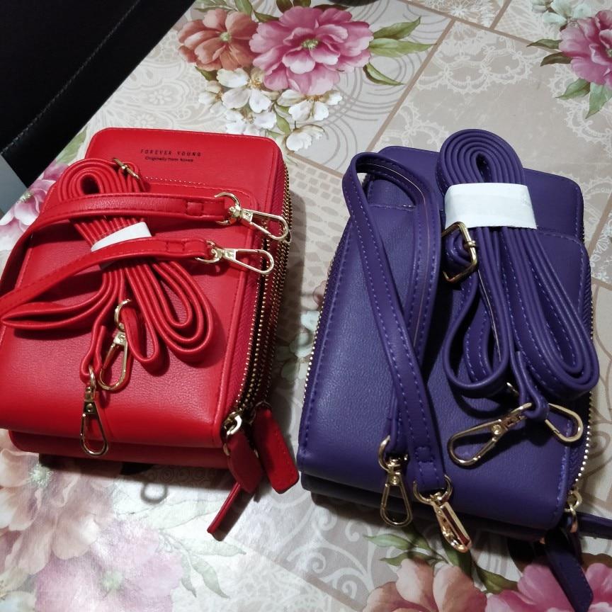 Yogodlns Crossbody Cell Phone Shoulder Bag Cellphone Bag Fashion Daily Use Card Holder Mini Summer Shoulder Bag for Women Wallet photo review