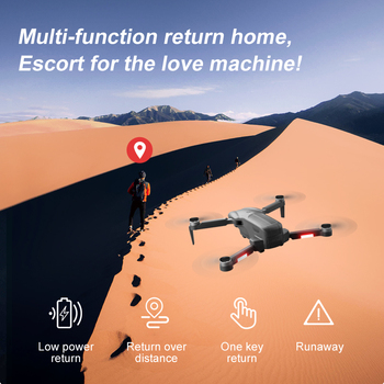 2021 Newest F9 GPS Drone 6K Dual HD Camera Professional Aerial Photography Brushless Motor Foldable Quadcopter RC Distance 3000M 5