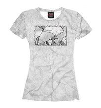 Girls's T-shirt bike lady