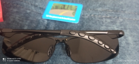 SantaPro™ - Classic Luxury Polarized Men & Women Sunglasses For Driving, Fishing And Hiking photo review