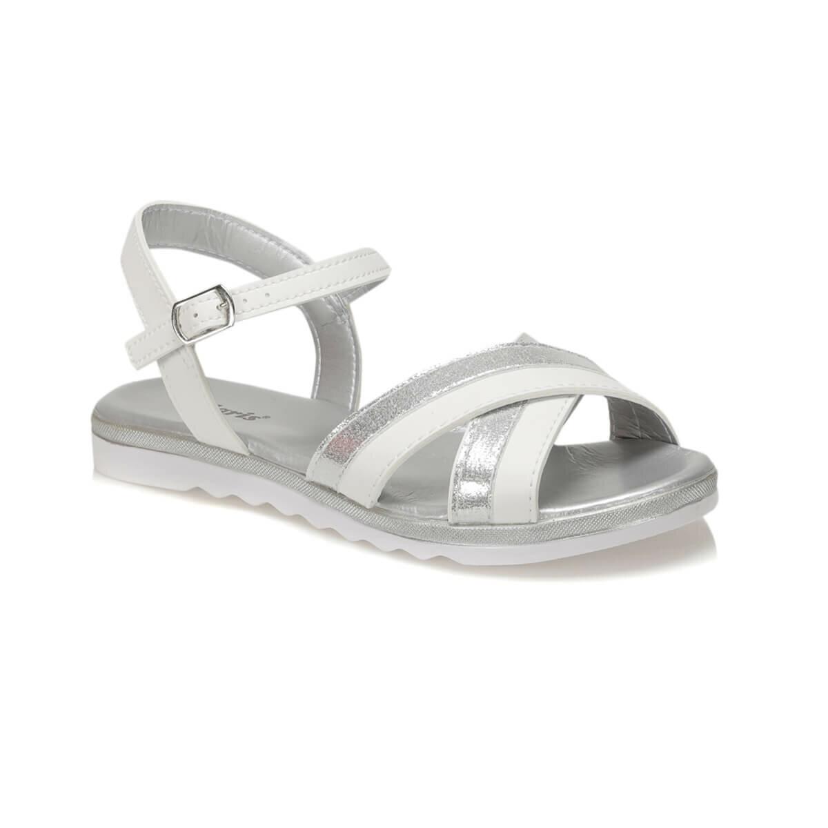 FLO 91. 313492.Z White Women Sandals Polaris