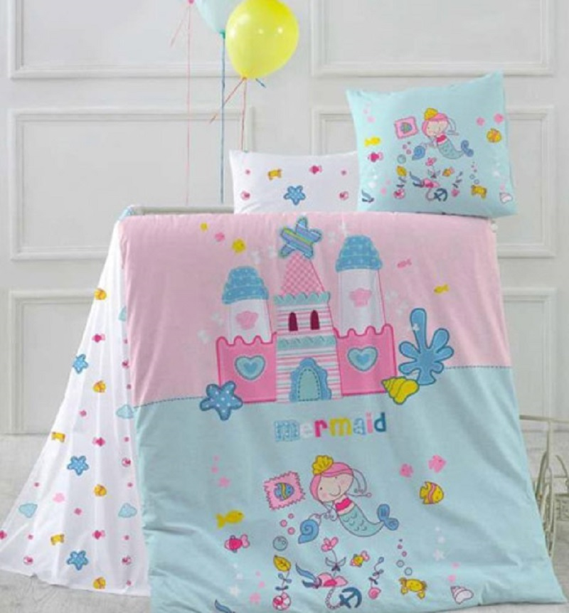 Made In Turkey MARIANA Infant Baby Crib Bedding Bumper Set For Boy Girl Nursery Cartoon Animal Baby Cot Cotton Soft Antiallergic