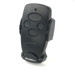 Remote control DoorHan Transmitter4Pro-black for automatic gates and barriers.