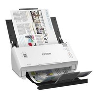 Scanner de rosto duplo epson workforce DS 410 600 dpi usb 2.0 branco|Scanners| |  -