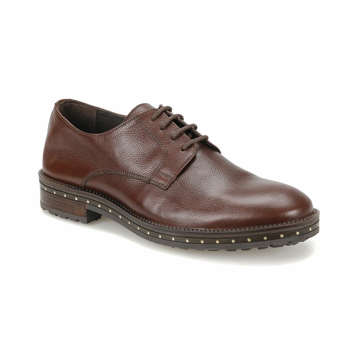 FLO 81031-1 Brown Men 'S Classic Shoes Garamond