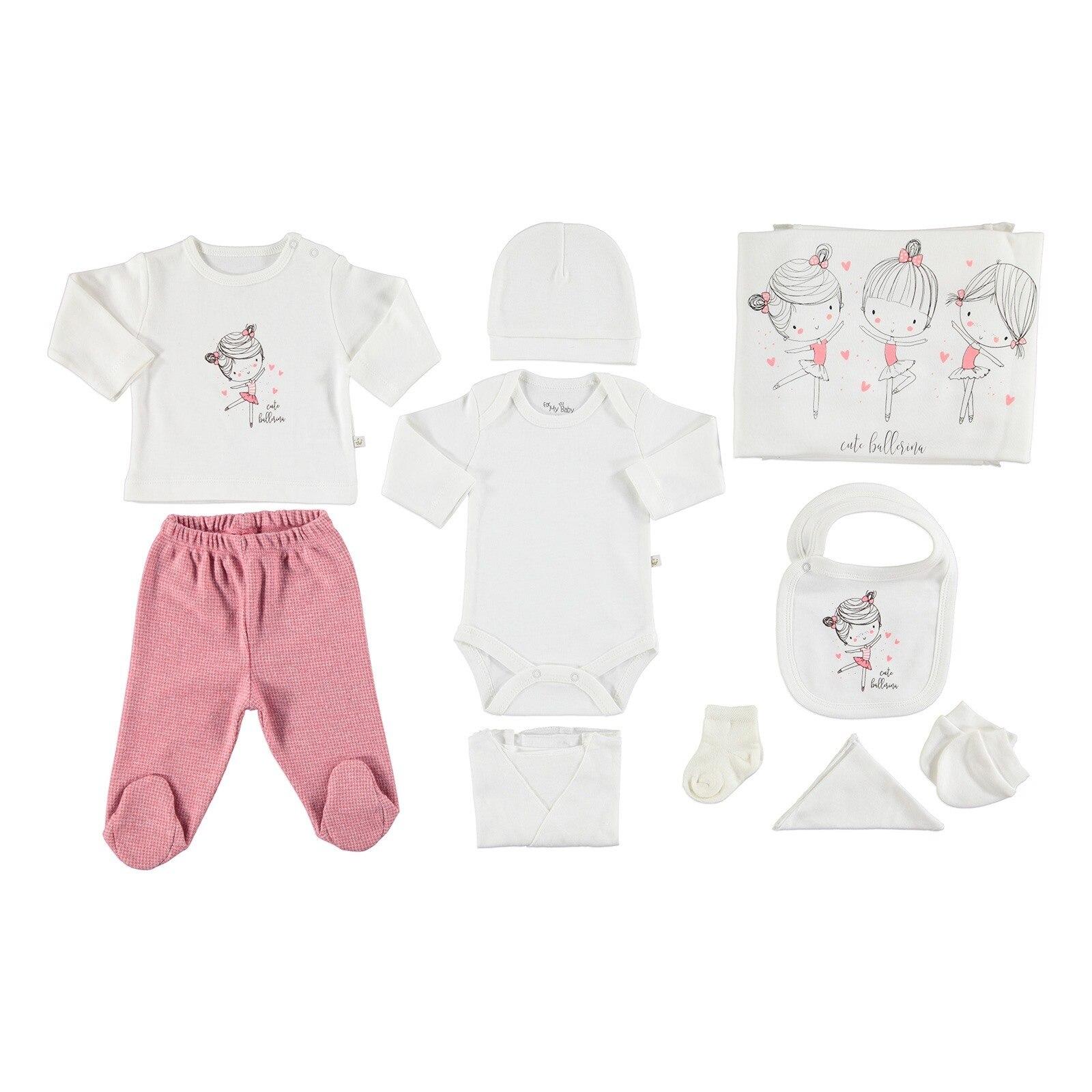 Ebebek For My Baby Bella Newborn Hospital Pack 10 Pcs