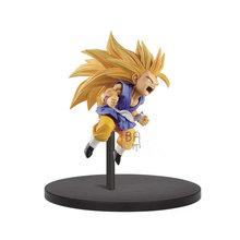 FES Original Banpresto Dragon Ball GT Super Saiyans 3 Figurals Goku PVC action figure modelo Brinquedos Bonecas(China)