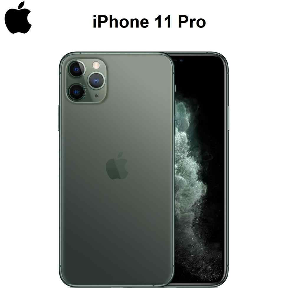 "Originele Nieuwe Iphone 11 Pro/Pro Max Triple Achteruitrijcamera 5.8/6.5 ""Super Amoled Display A13 Chipset ios 13 Smart Telefoon Mi Bluetooth"
