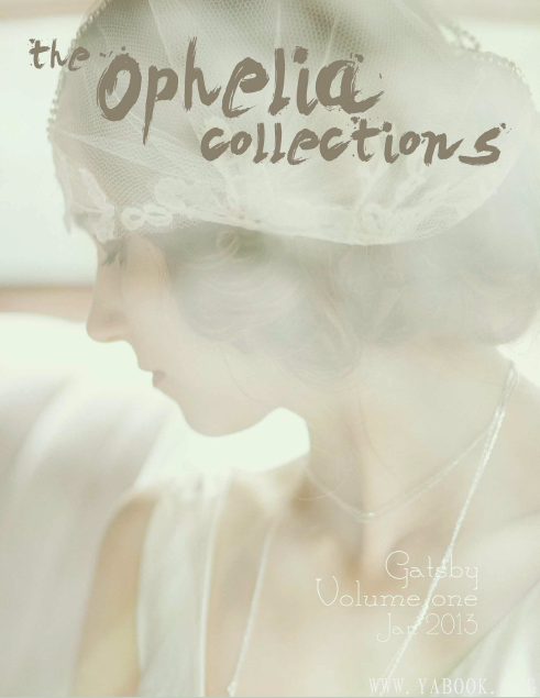 《Ophelia Collections婚礼摄影集》封面图片
