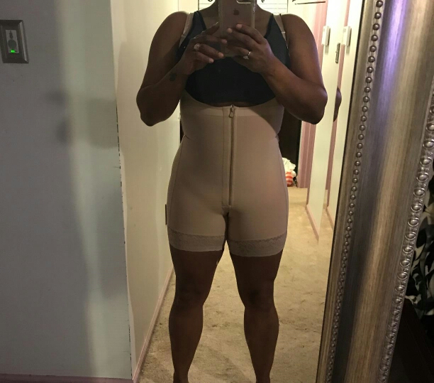 Tummy Control Butt Lifter Shapewear photo review