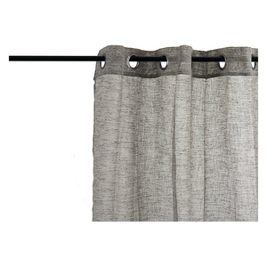 Ткань для штор (260x1x140 см) коричневый