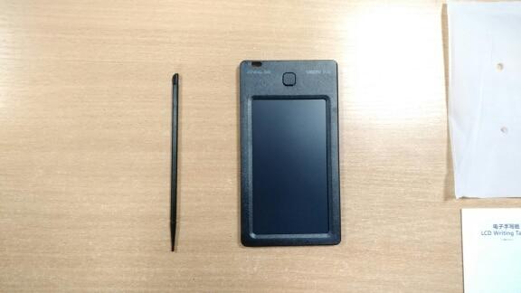 Tablet LCD digital para escritura o dibujo