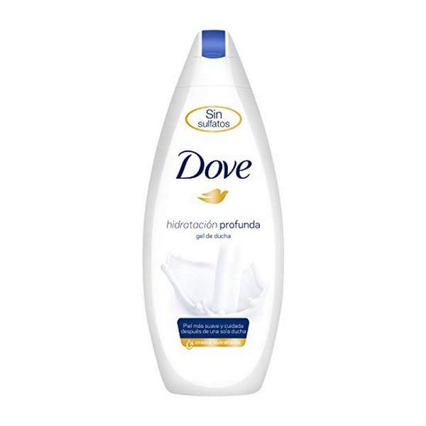 Shower Gel Hydrant Nutrium Dove (600 Ml)