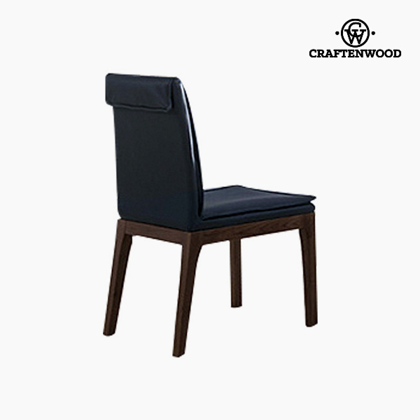 Chair Polyskin Grey - Serious Line Collection By Craftenwood