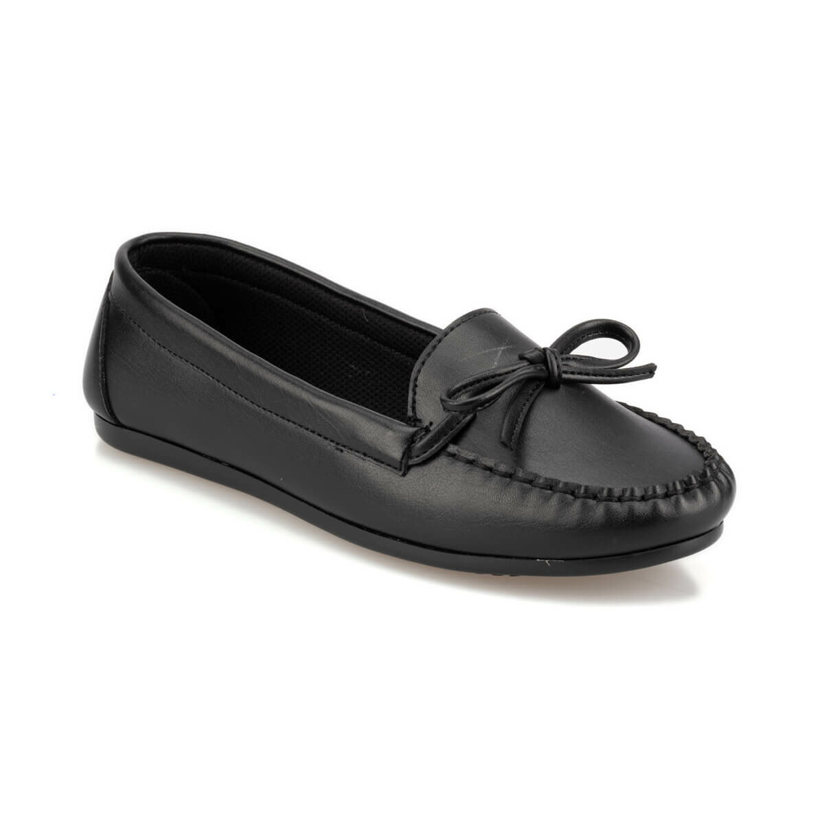 FLO 92. 314011.Z Black Women Loafer Shoes Polaris