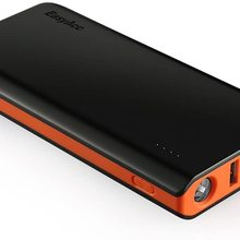 EasyAcc 26000mAh Power Bank 4 Ports External Battery Charger