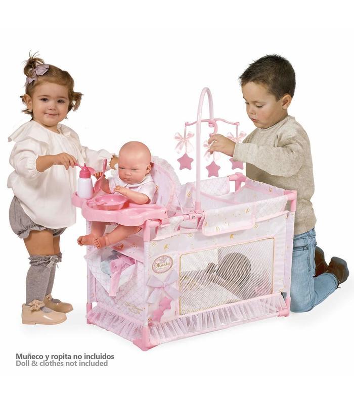 Cradle Park Changer Peq. Maria Toy Store