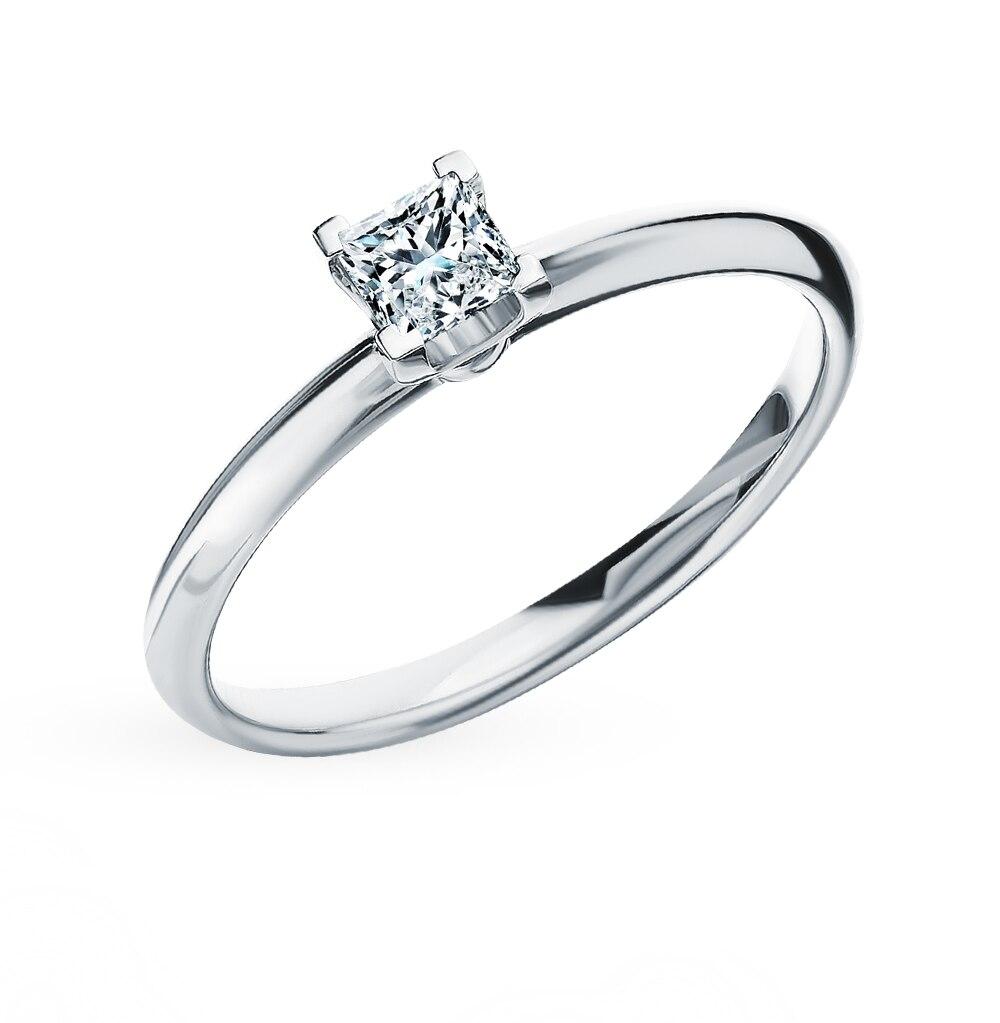 Gold Ring Sunlight Sample 585