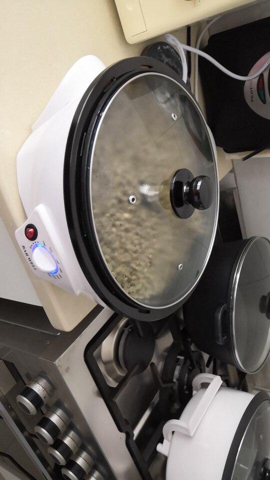Torrefadoras de café Secagem Secagem Elétrica