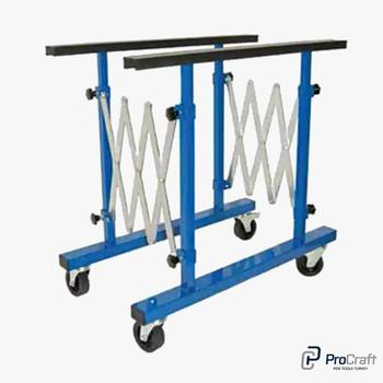 Pdr Paintless Dent Repair Bonnet Stand Hood Portable and Adjustable Accordion Expanding Stainless Trunk Rack